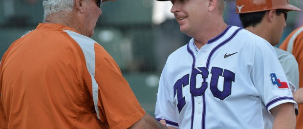 TCU Baseball vs UT