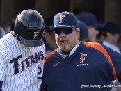Cal State Fullerton, baseball, Washington State