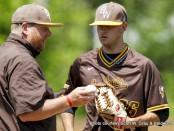 John Carroll vs. Baldwin Wallace - Ohio Athletic Conference Baseball Tournament
