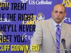 Cliff Godwin Twitter